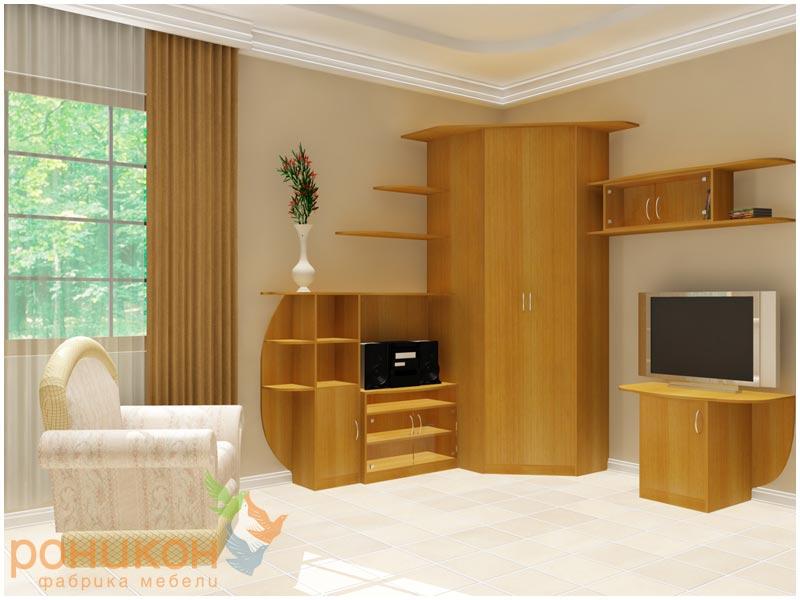 Для гостиной дешево недорогая мебель