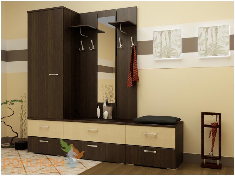 Мебель для прихожей роникон мебель