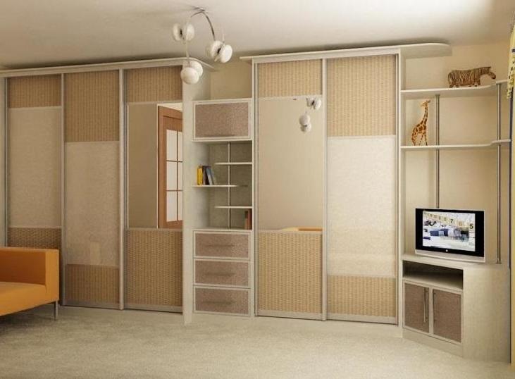 Шкафы Для Гостиных В Москве